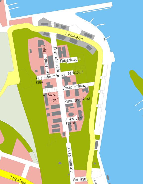 Lappeenrannan Linnoitus Kartta
